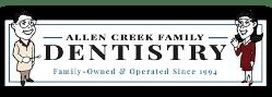 Allen Creek Family Dentistry logo