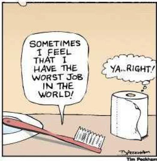 worst job